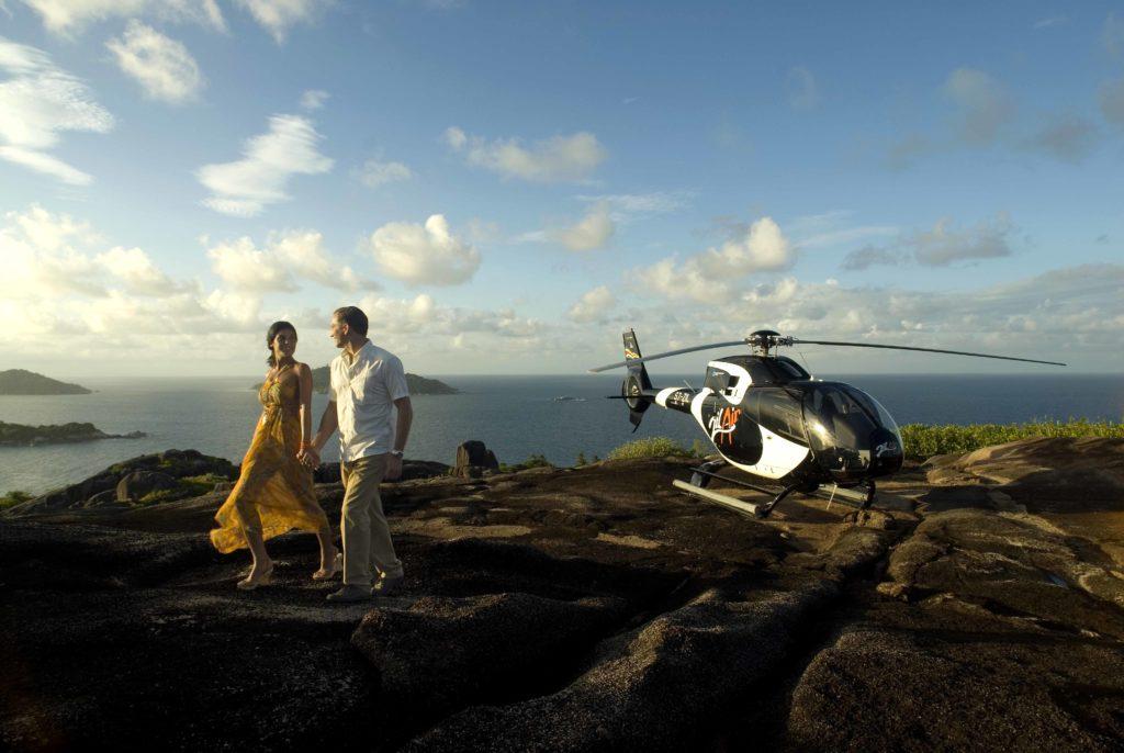 vols hélicoptère seychelles attitude
